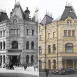 Реставрация архитектурных зданий